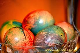 πασχαλινα αυγά